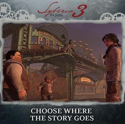 Imagem de Game Syberia 3 para Xbox One - Microids