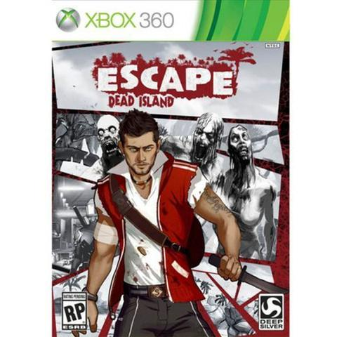 Imagem de Game Xbox 360 Escape Dead Island