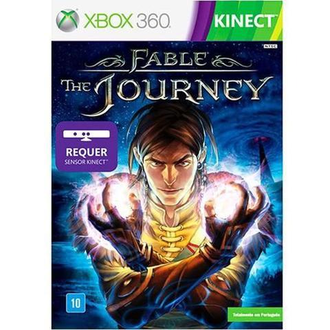 Imagem de Game Xbox 360 Fable The Journey