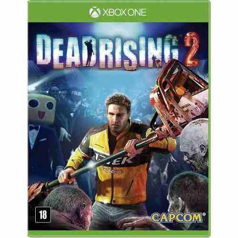 Jogo Dead Rising 2 - Xbox One - Capcom
