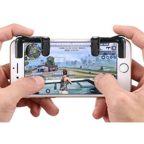 Imagem de Gamepad L1 R1 Gatilho Mira Tiro Controle Celular
