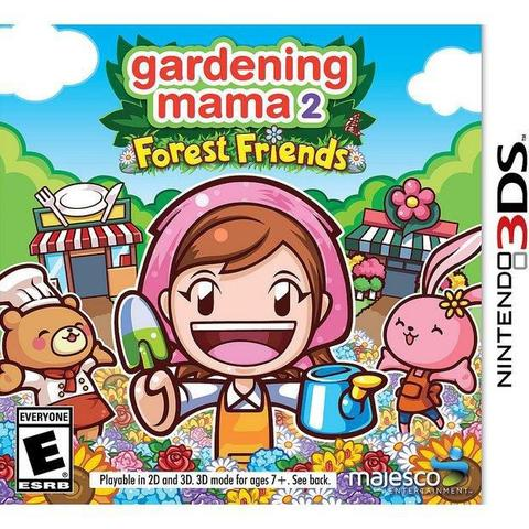 Imagem de Gardening Mama 2 Forest Friends - 3Ds