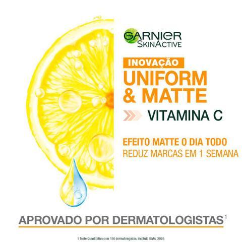 Imagem de Garnier Skin Vitamina C Kit  Água Micelar + Hidratante Facial + Máscara Facial + Limpeza Facial