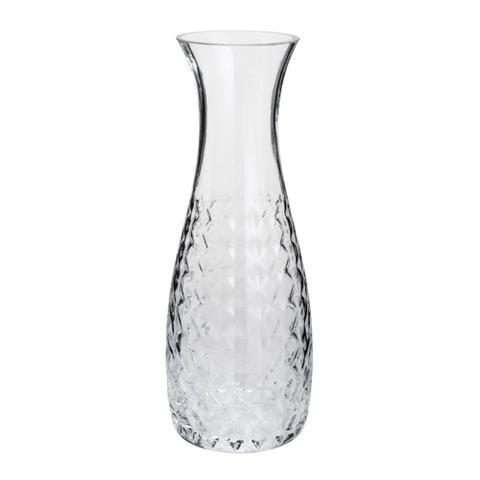 Imagem de Garrafa de Vidro Roman Transparente 1,2L + Escova P/ Decanter