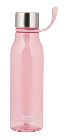 Imagem de Garrafa Modern Com Alça 570ml Cores diversas Branca - Rosa - Cinza e Azu Mor