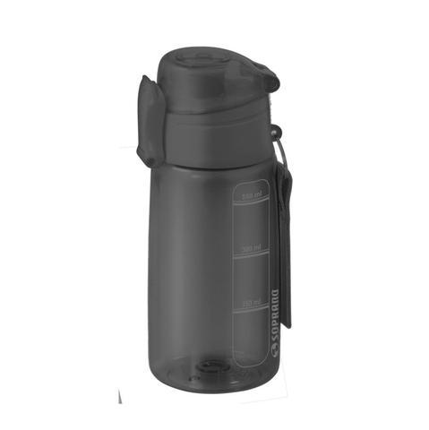 Imagem de Garrafa Squeeze 550 ml com infusor Fitness Chá Água - Soprano