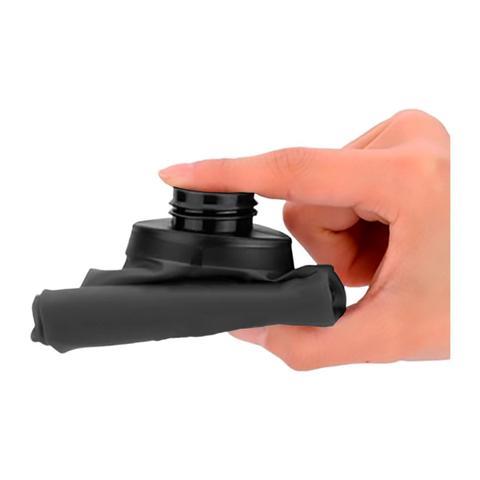 Imagem de Garrafa Squeeze Dobravel Livre De BPA 500 Ml Mega kit com 2