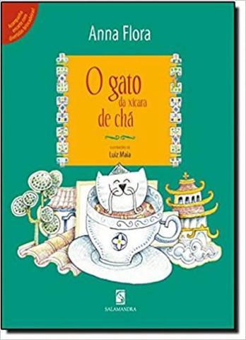 Imagem de Gato da xicara de cha, o  ed. 2
