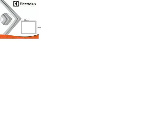 Imagem de Gaxeta freezer electrolux h220  med: 60x78 - cód: n/t