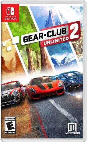 Imagem de Gear Club Unlimited 2 - Switch