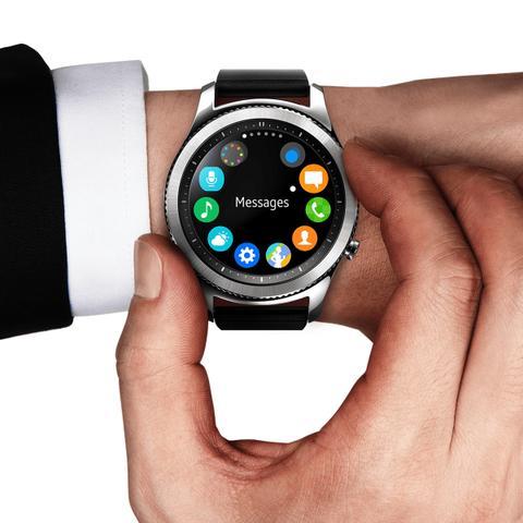 0d09f7c80a5 Gear S3 Classic Preto - Samsung - Relógios - Magazine Luiza