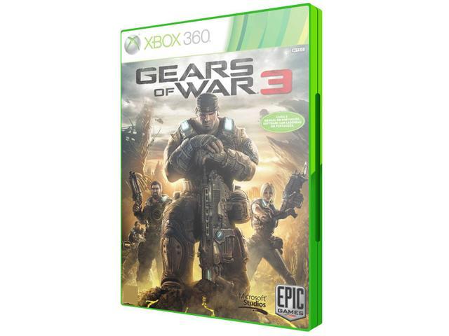 Imagem de Gears Of War 3 para Xbox 360