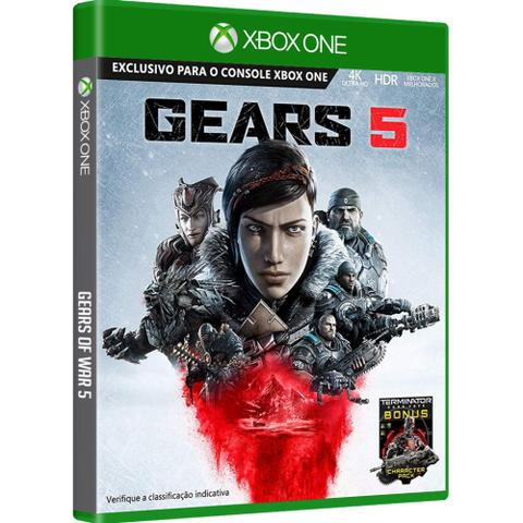 Jogo Gears Of War 5 - Xbox One - The Coalition