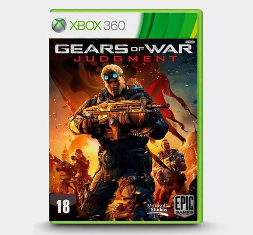 Imagem de Gears of War Judgment