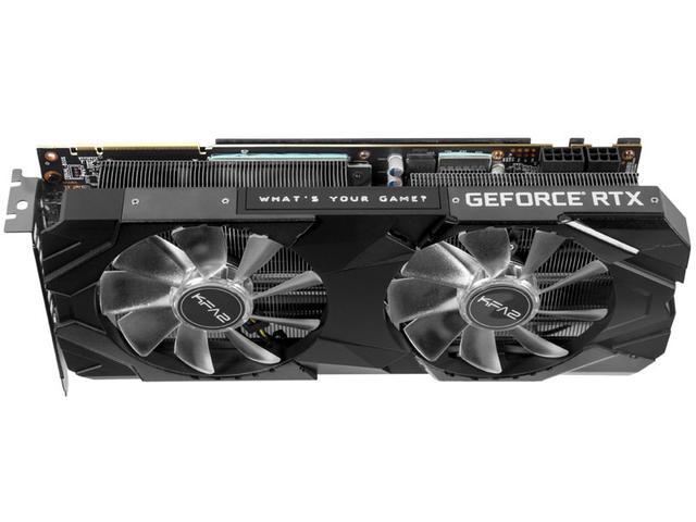 Imagem de Geforce Rtx Entusiasta Nvidia Rtx 2080 Super Rgb One Click 8gb Gddr6 256bit 14gbps Hdmi Dp
