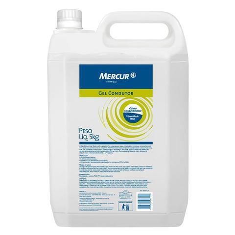Imagem de Gel Condutor para Ultrasom Mercur 1kg