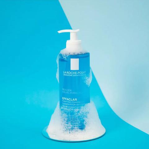Imagem de Gel de Limpeza Facial La Roche-Posay - Effaclar Concentrado