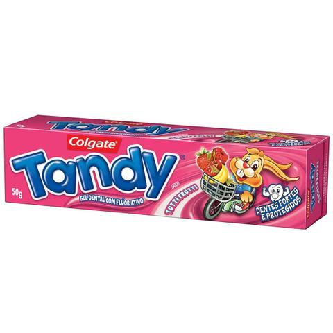 Imagem de Gel Dental Tandy Tutti Frutti 50g