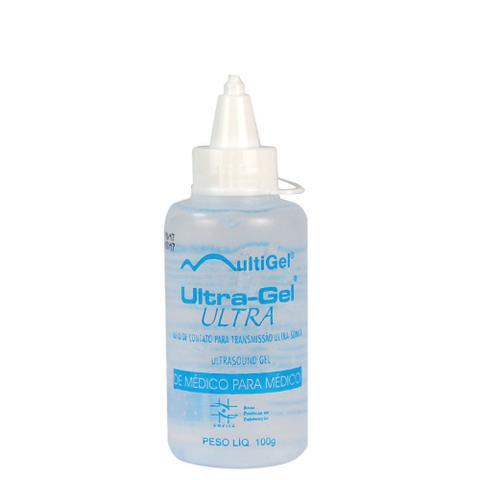 Imagem de Gel para Ultrassom Ultra-Gel Multigel 100g