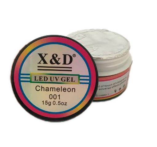 Imagem de Gel Uv Led XD Chameleon para Unha Gel Acrigel 15g