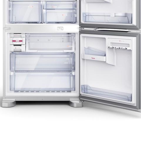 Imagem de Geladeira Brastemp BRE80AB 573 Litros Inverse 2 Portas Frost Free Branco - 220V