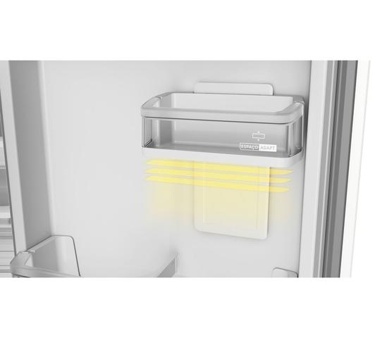 Imagem de Geladeira Brastemp Frost Free Duplex 375 litros com Espaço Adapt