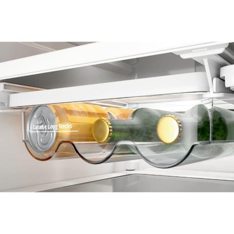 Imagem de Geladeira Brastemp Frost Free Duplex 375 litros cor Inox com Espaço Adapt