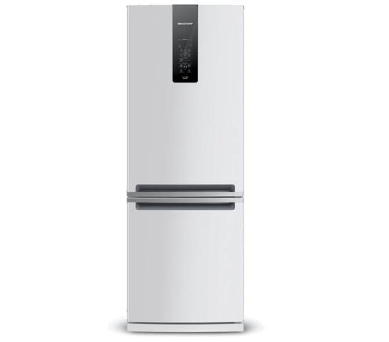 Imagem de Geladeira Brastemp Frost Free Inverse 460 litros Branca com Freeze Control Advanced