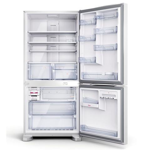 Imagem de Geladeira Brastemp Frost Free Inverse 573 litros Branca com Smart Bar - BRE80AB