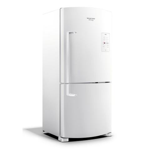 Imagem de Geladeira Brastemp Frost Free Inverse 573 litros Branca com Smart Bar