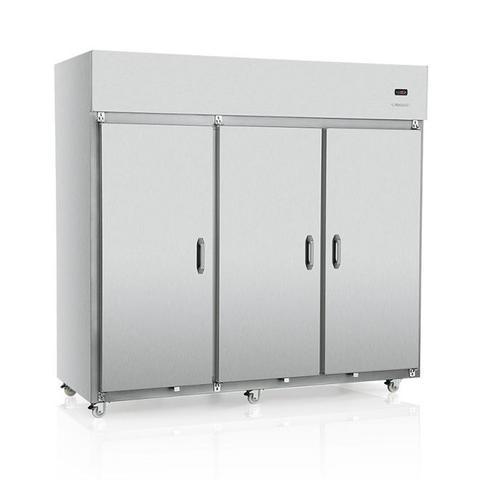 Imagem de Geladeira comercial portas verticais 3 portas grcs-3p - gelopar