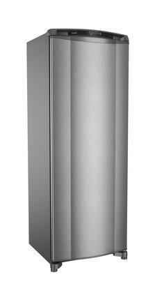 Imagem de Geladeira Consul Frost Free 342 litros cor Inox com Gavetão Hortifruti CRB39AKANA