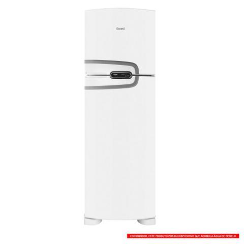 Imagem de Geladeira Consul Frost Free Duplex 275 litros Branca com Prateleiras Altura Flex