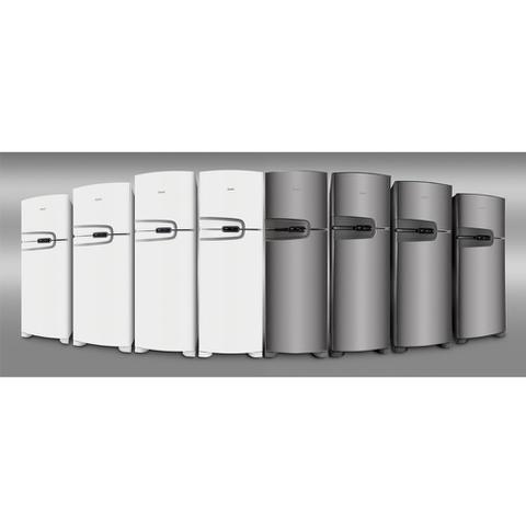 Imagem de Geladeira Consul Frost Free Duplex 386 litros Branca com Prateleira Dobrável