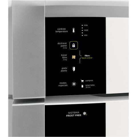 9605f20fd Imagem de Geladeira Consul Frost Free Duplex 405 litros Branca com Filtro  Bem Estar