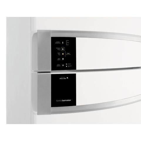 Imagem de Geladeira Consul Frost Free Duplex 405 litros Branca com Filtro Bem Estar