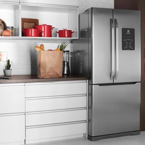 Imagem de Geladeira Electrolux Multi Door Frost Free 579L DM84X Inox