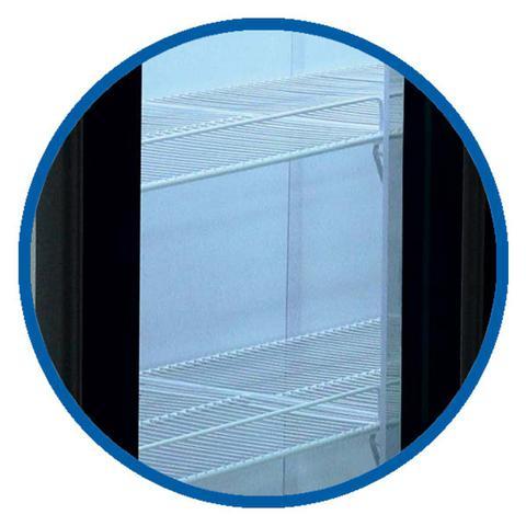 Imagem de Geladeira Expositora Refrigerada 3 Portas Vidro Iluminação De LED - Polofrio