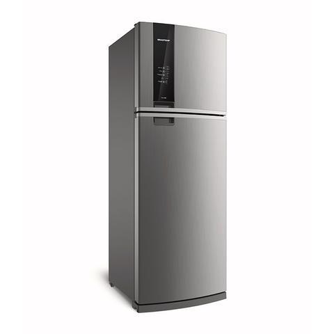 Geladeira/refrigerador 500 Litros 2 Portas Inox - Brastemp - 220v - Brm57akbna