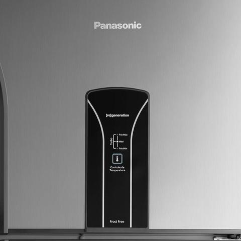 Imagem de Geladeira Frost Free Panasonic BT40 387L Inox
