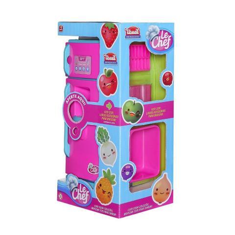 Imagem de Geladeira Infantil Le Chef - Usual Brinquedos