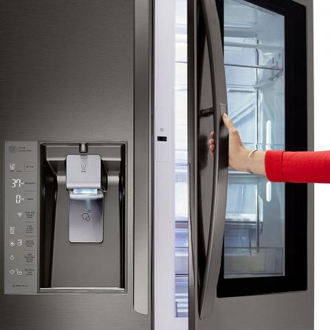 Imagem de Geladeira Lg Automática 525L 3 Portas French Door Inverter