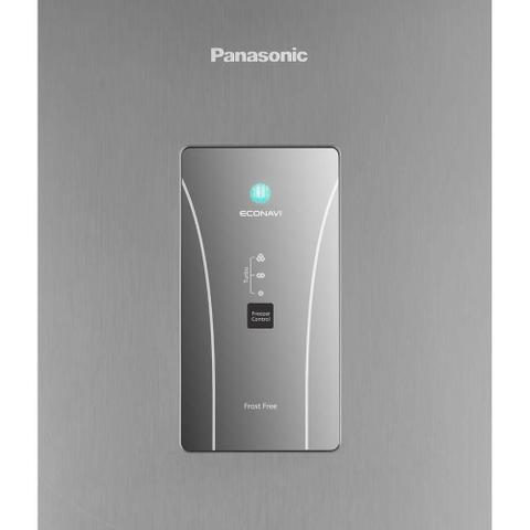 Imagem de Geladeira Panasonic 2 Portas Frost Free 435L NR-BT50 Aço Escovado