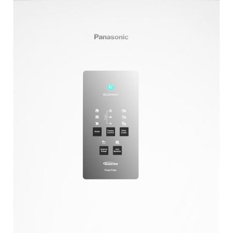 Imagem de Geladeira Panasonic 2 Portas Frost Free 483L NR-BT55 Branca