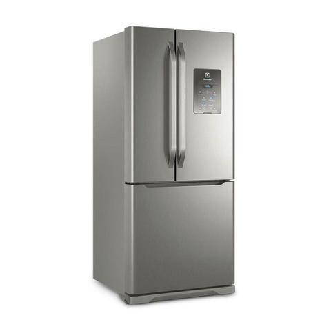 Imagem de Geladeira Refrigerador 3 Portas Electrolux Frost Free 579 Litros DM84X