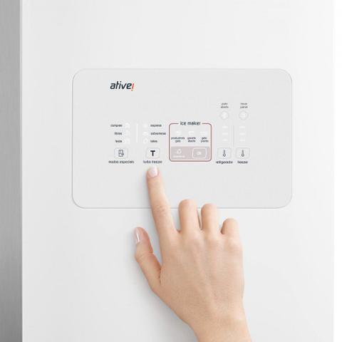 Imagem de Geladeira Refrigerador Brastemp 3 Portas 540 Litros BRO80ABANA