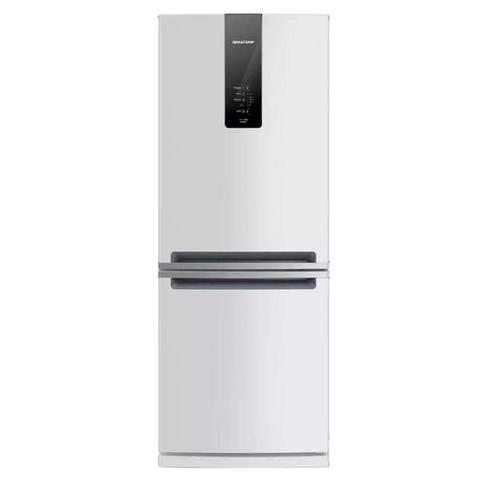 Imagem de Geladeira/Refrigerador Brastemp Frost Free 2 Portas Inverse BRE57AB com Turbo Ice 443 Litros Branco