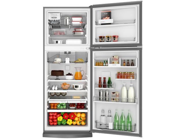Imagem de Geladeira/Refrigerador Brastemp Frost Free Inox
