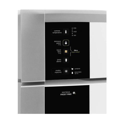 Imagem de Geladeira Refrigerador Consul 405 Litros Bem Estar Frost Free 2 Portas CRM51ABANA