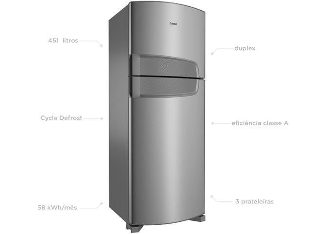Imagem de Geladeira/Refrigerador Consul Cycle Defrost Evox